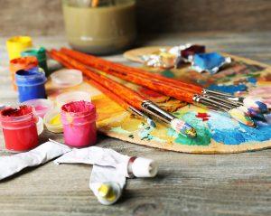 Материали за рисуване